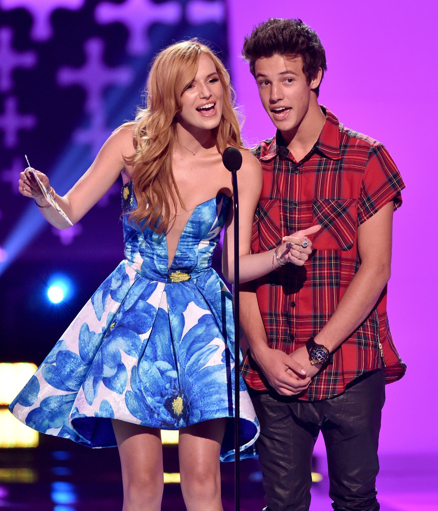 Bella Thorne 2014 Teen Choice Awards