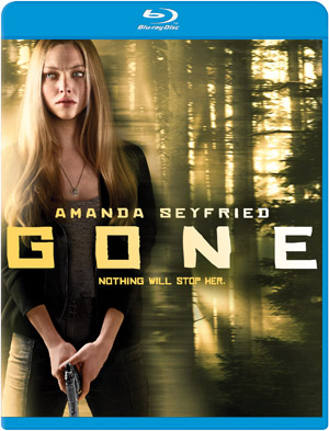 Gone Blu-ray Cover