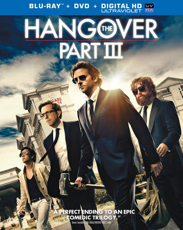 The Hangover Part III Blu-ray