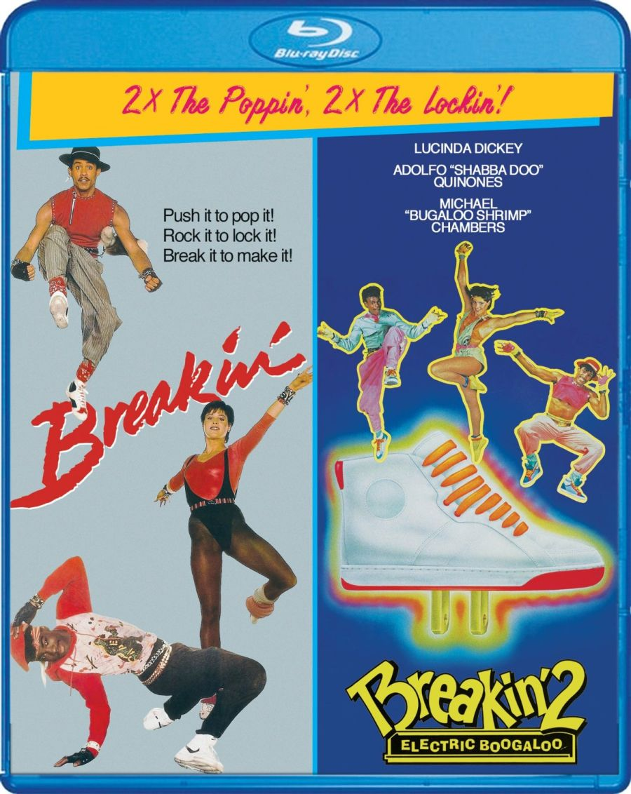 Breakin Double Feature Blu-ray