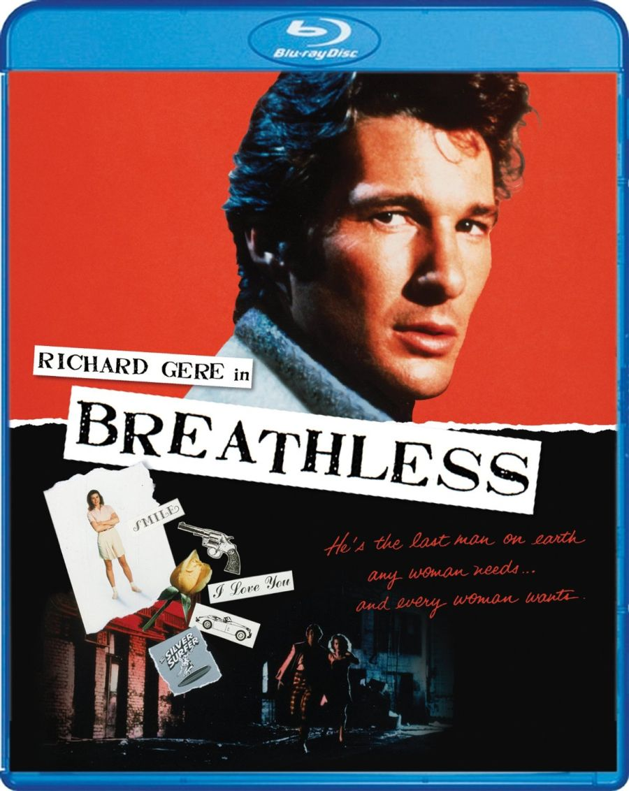 Breathless Blu-ray