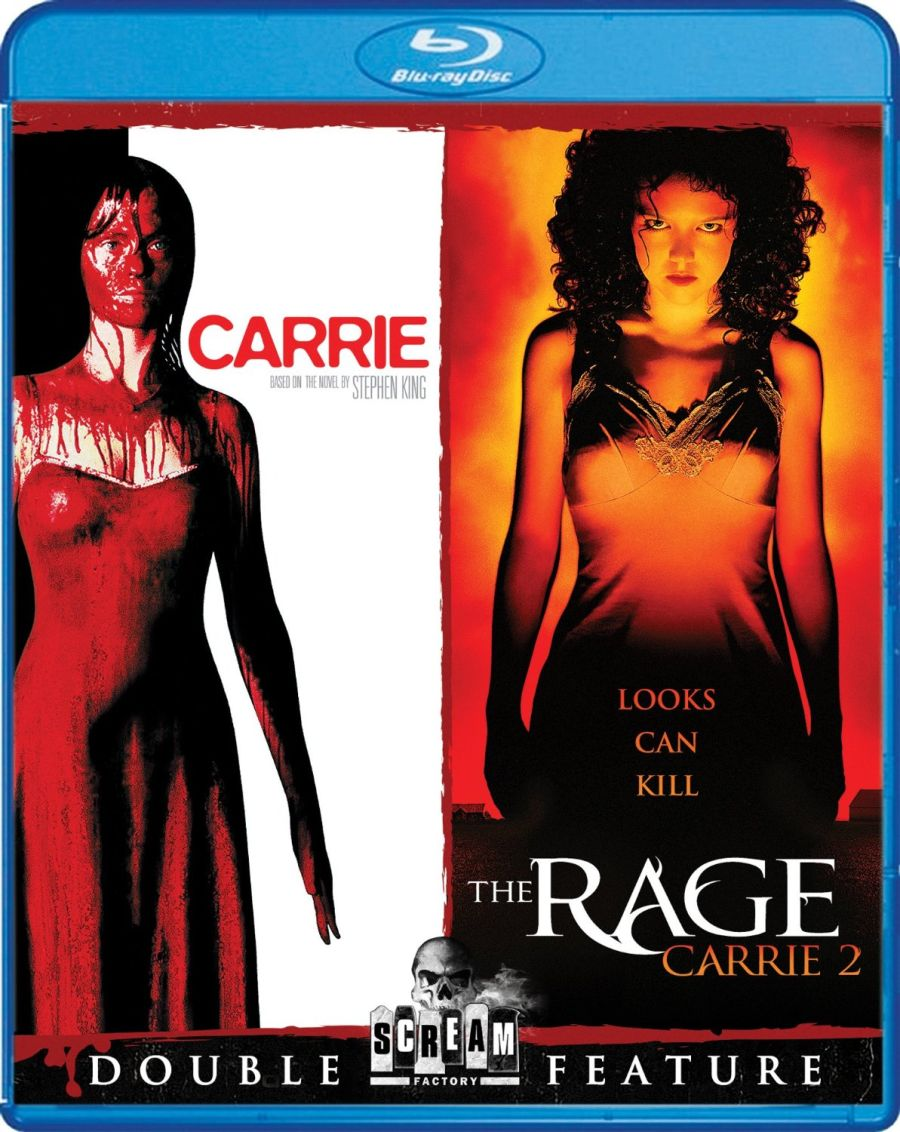 Carrie Double Feature Blu-ray