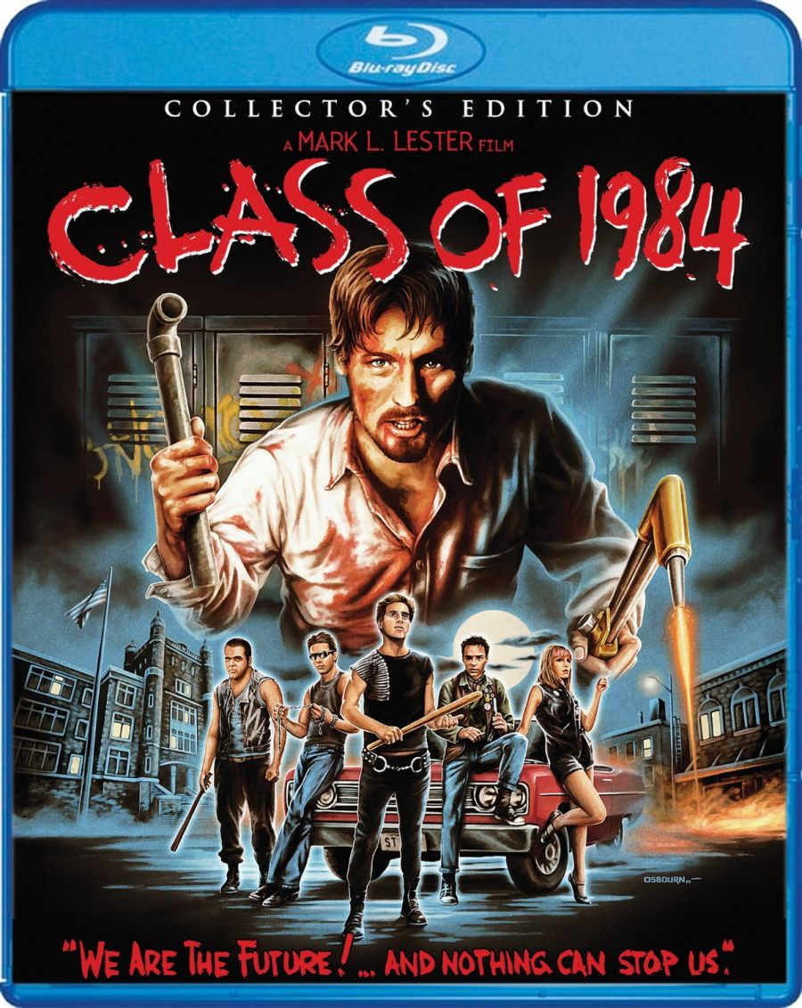 Class Of 1984 Collector's Edition Blu-ray