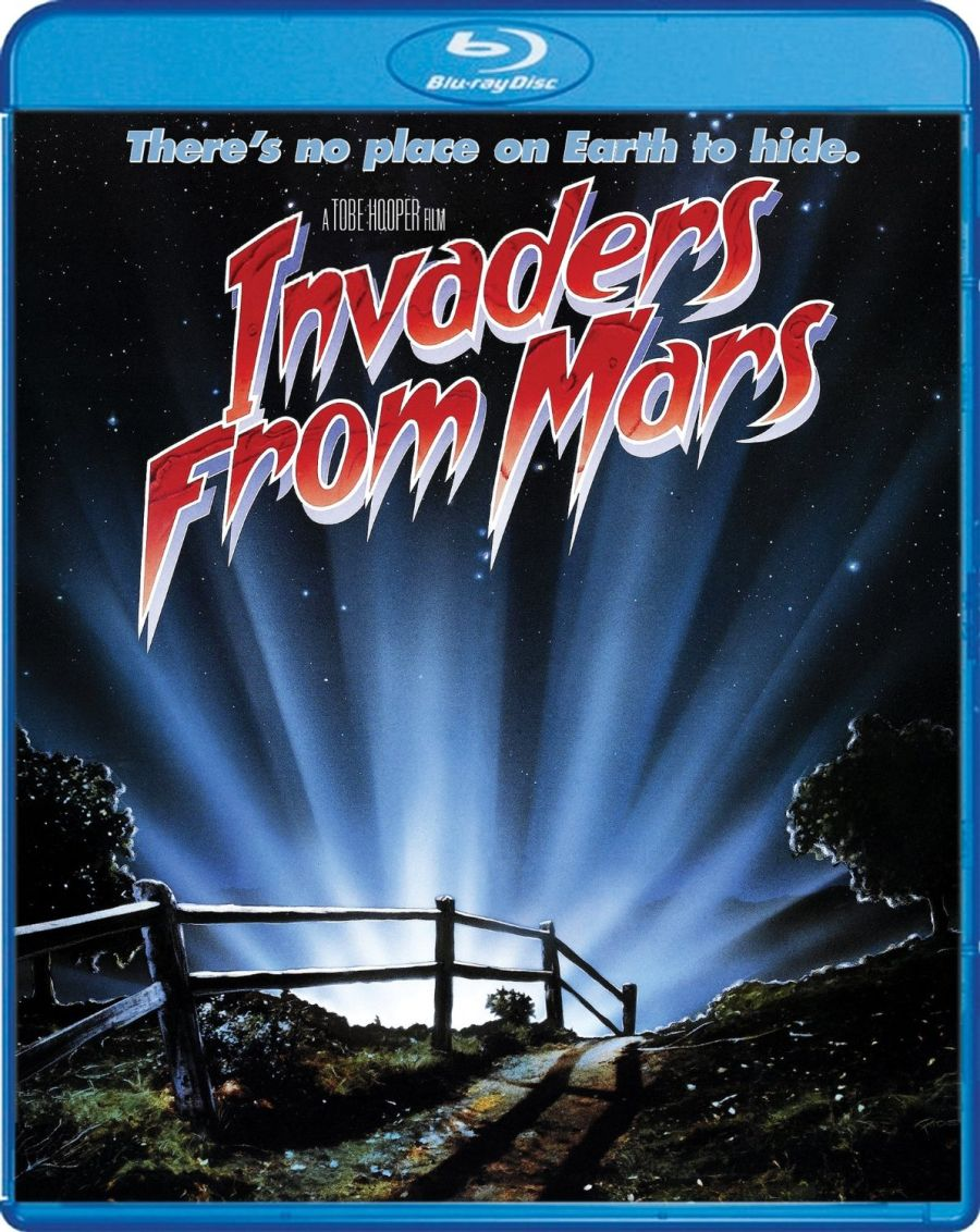 Invaders From Mars Blu-ray
