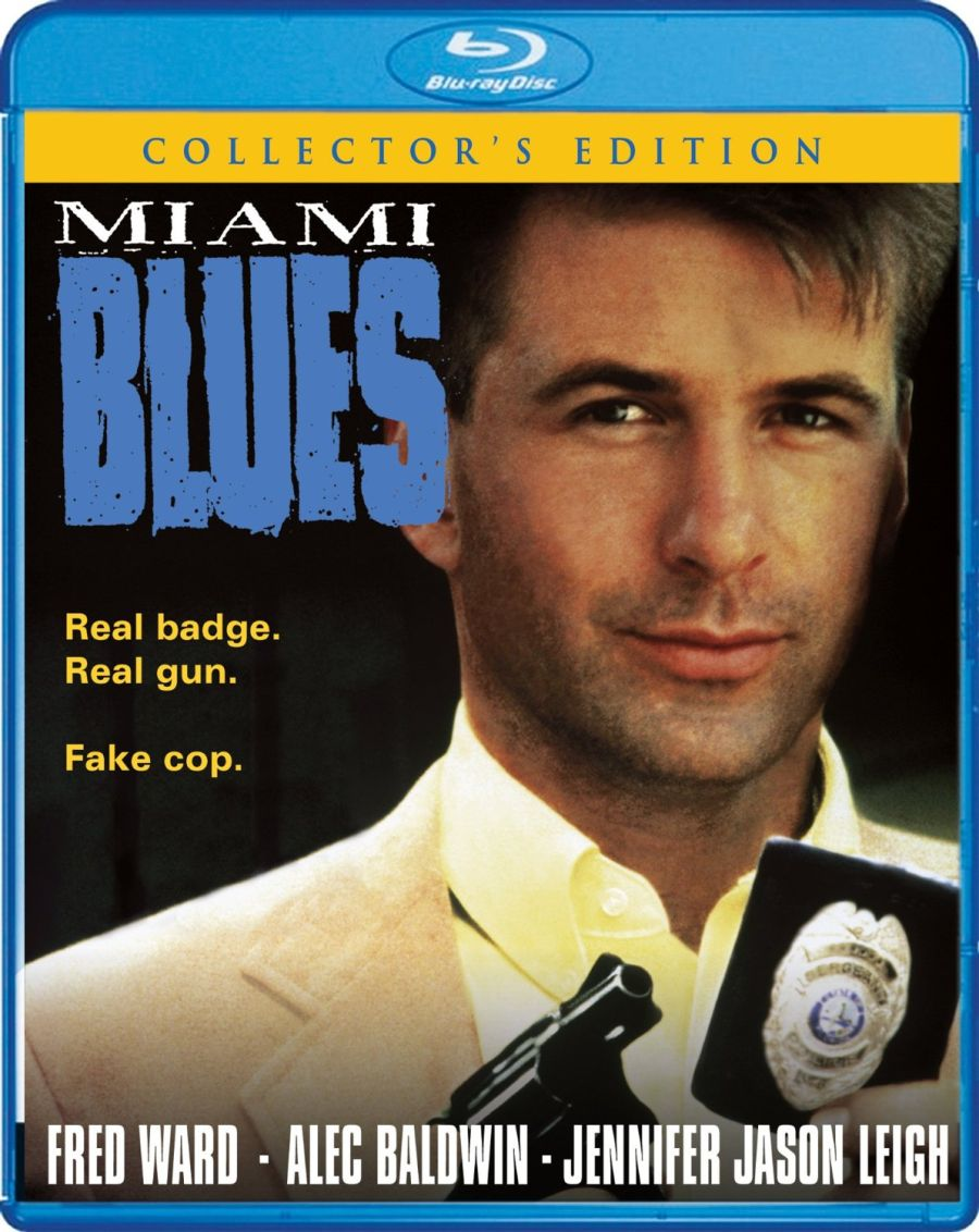 Miami Blues Collector's Edition Blu-ray