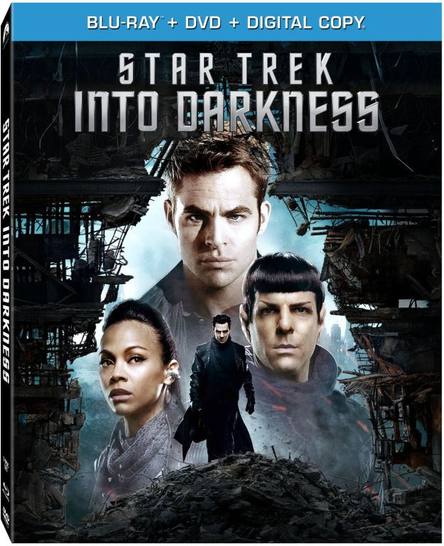 Star Trek Into Darkness Blu-ray Combo Pack