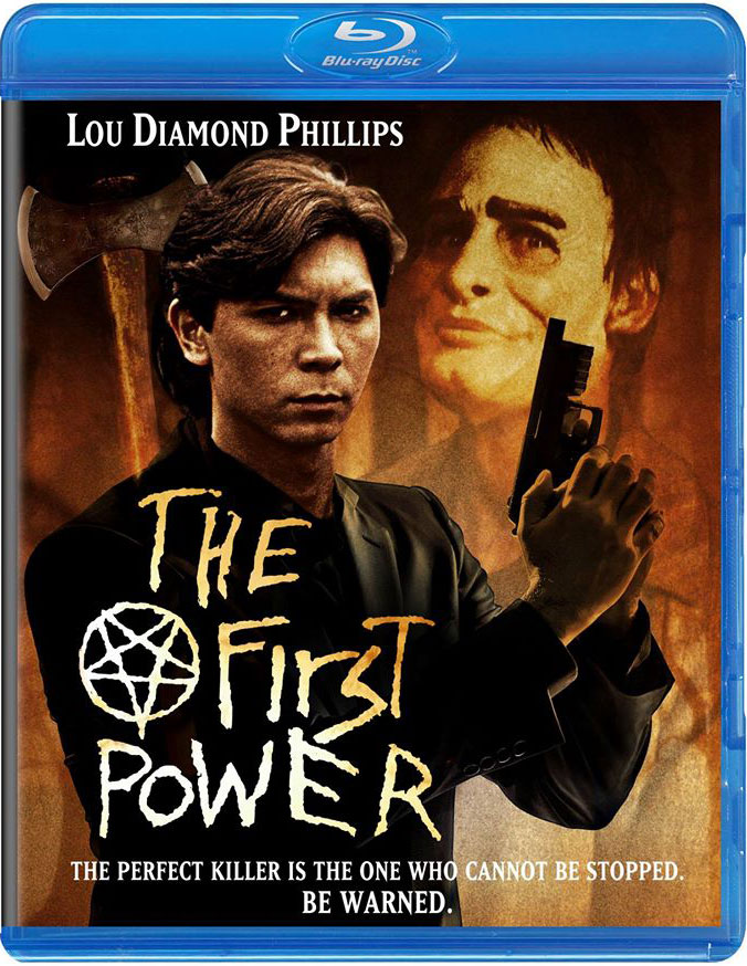 The First Power Blu-ray