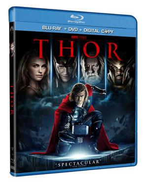 Thor DVD Blu-ray