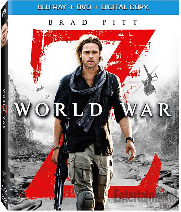 World War Z Blu-ray Combo