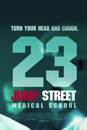 23 Jump Street movie poster