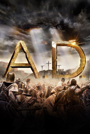 A.D. The Bible Continues TV poster