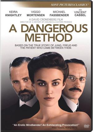 A Dangerous Method (2011) Keira Knightley - Blu-ray, DVD ... A Dangerous Method Poster