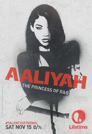 Aaliyah: The Princess of R&B movie poster