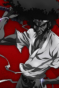Afro Samurai movie poster