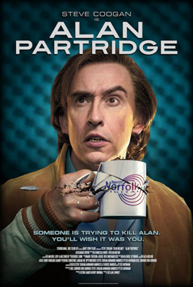 Alan Partridge movie poster