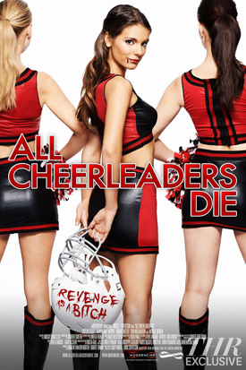 All Cheerleaders Die movie poster