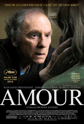 Amour movie poster