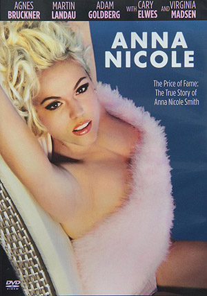 Anna Nicole TV movie poster