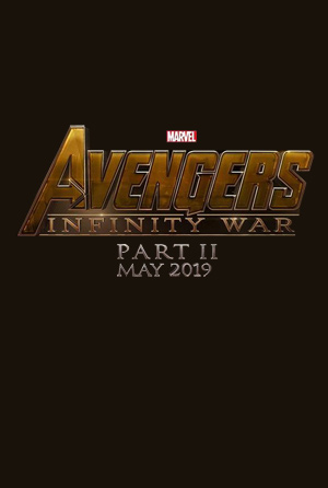 Avengers: Infinity War - Part 2 movie poster