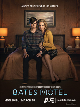 Bates Motel TV poster