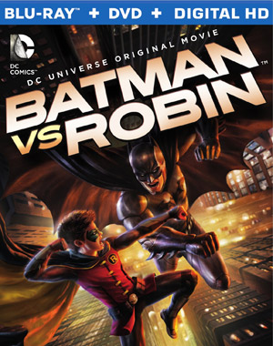 Batman vs. Robin movie poster