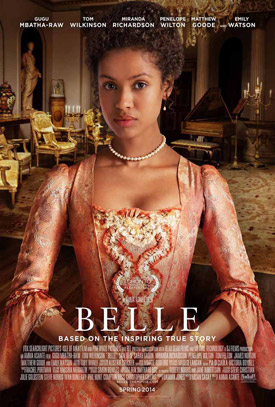 Belle movie poster