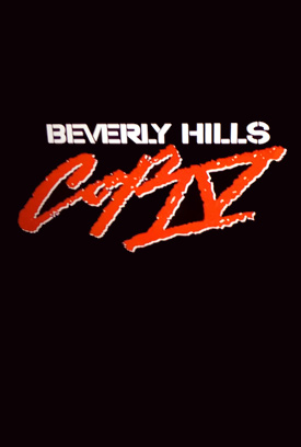 Beverly Hills Cop 4 movie poster