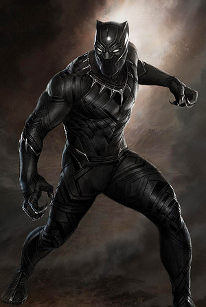 Black Panther 2018 Movie Trailer Release Date Cast