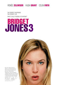 Bridget Jones 3 movie poster