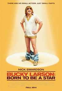 Bucky Larson movie poster