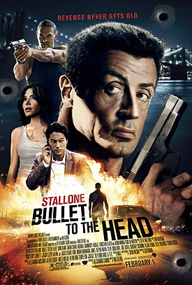 Bullet to the Head movie poster