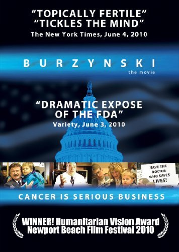 Burzynski The Movie poster