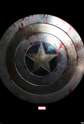 Captain America 3 movie poster