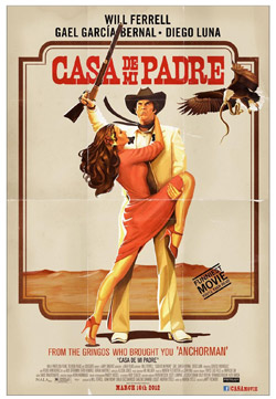 Casa de Mi Padre movie poster