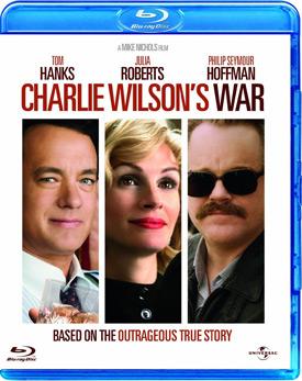 Charlie Wilson's War Blu-ray