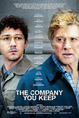 The Company You Keep movie poster