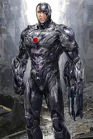Cyborg movie poster
