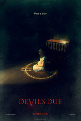 Devil's Due movie poster