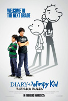 Diary of a Wimpy Kid 2 movie poster