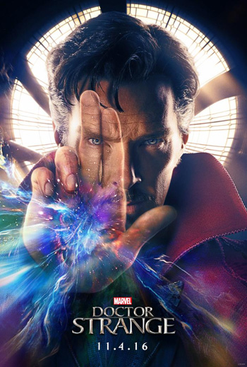 Marvel's Doctor Strange movie poster