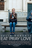 Eat, Pray, Love movie poster