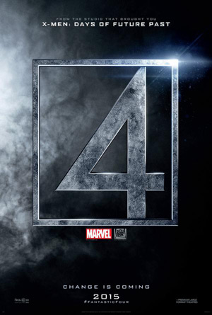 Fantastic 4 movie poster