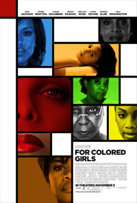 For Colored Girls movie poster