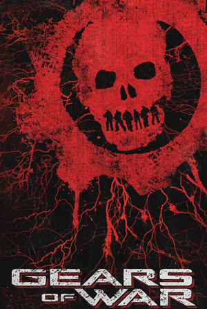 Gears of War movie poster