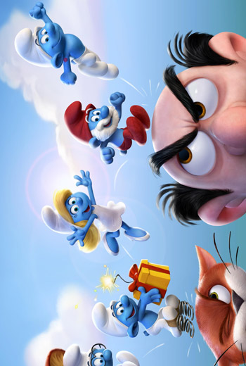 Get Smurfy movie poster