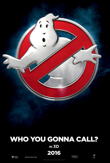 Ghostbusters 3 movie poster