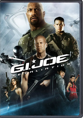 G.I. Joe 2: Retaliation movie poster