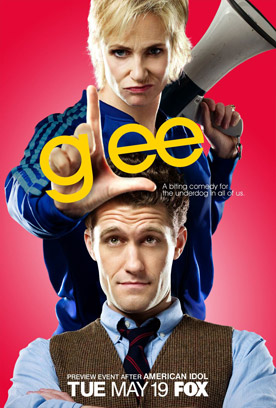 Glee TV poster