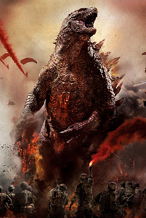 Godzilla 2 movie poster