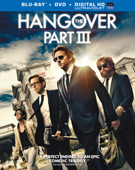 The Hangover Part 3 Blu-ray